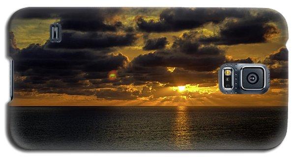St. Pete Sunset Galaxy S5 Case