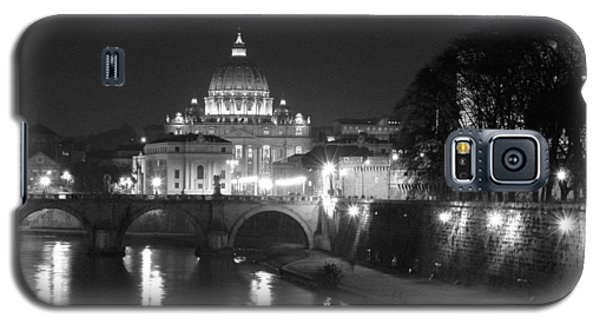 St. Peters At Night Galaxy S5 Case