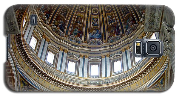 St. Peters Basilica Dome Galaxy S5 Case