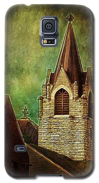 St Peter's By Night Galaxy S5 Case