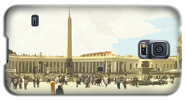 St. Peter's Square The Vatican Galaxy S5 Case