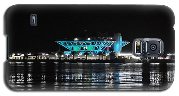 Galaxy S5 Case featuring the photograph St Petersburg Florida Pier by John Black