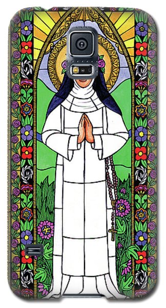 St. Rose Of Lima Galaxy S5 Case