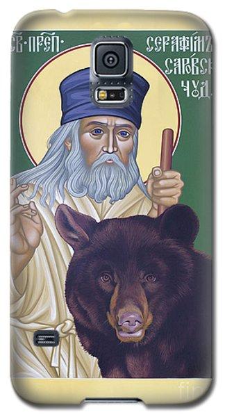 St. Seraphim Of Sarov - Rlses Galaxy S5 Case