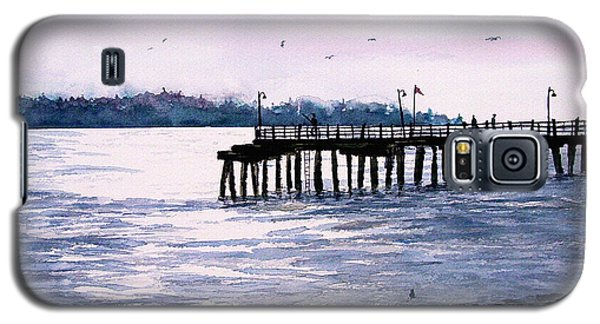 St. Simons Island Fishing Pier Galaxy S5 Case