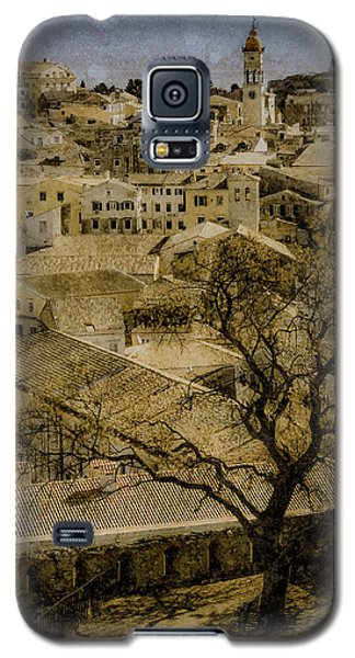 Galaxy S5 Case featuring the photograph Corfu, Greece - St. Spyridon by Mark Forte