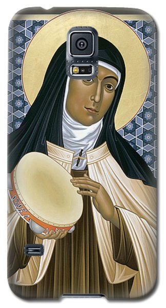 St. Teresa Of Avila - Rltoa Galaxy S5 Case