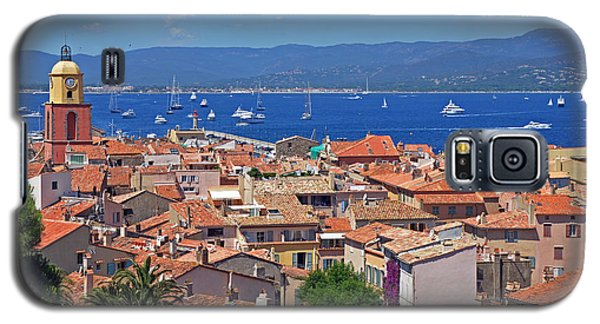St-tropez Skyline Galaxy S5 Case