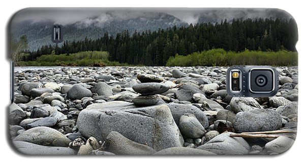 Stacked Rocks Galaxy S5 Case