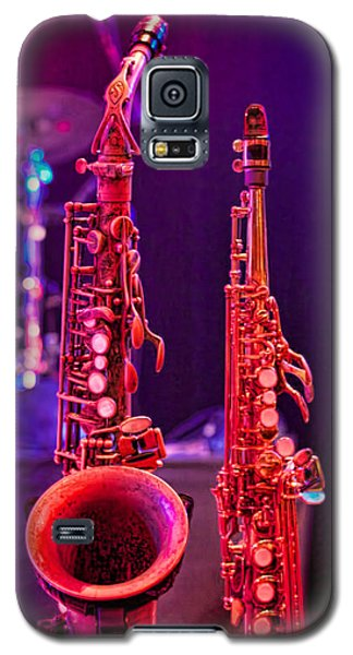 Stage Sax Galaxy S5 Case
