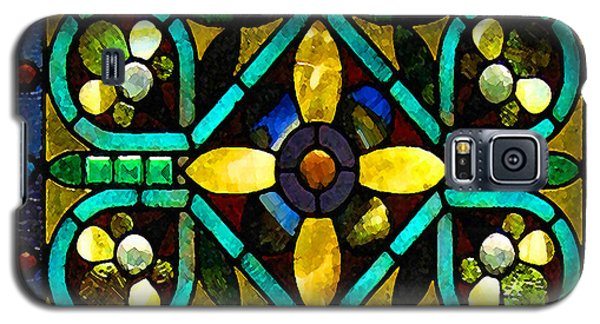 Stained Glass 1 Galaxy S5 Case