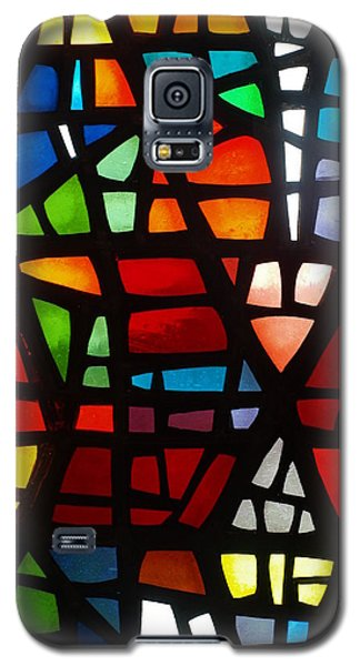 Galaxy S5 Case featuring the photograph Stained Glass 2 by Michael Canning
