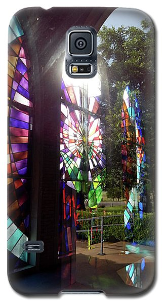 Stained Glass #4720 Galaxy S5 Case