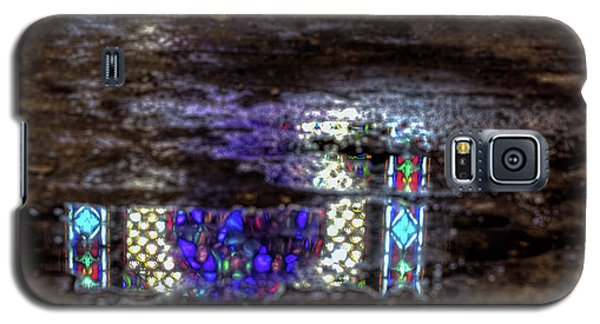 Stained Glass Reflections Galaxy S5 Case