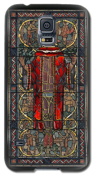 Stained Glass Window 1928 - Remastered Galaxy S5 Case