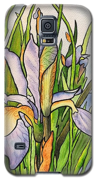 Stained Iris Galaxy S5 Case