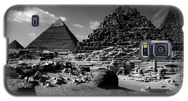 Stair Stepped Pyramids Galaxy S5 Case