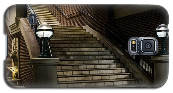 Staircase On The Blvd. Galaxy S5 Case by Andrea Silies