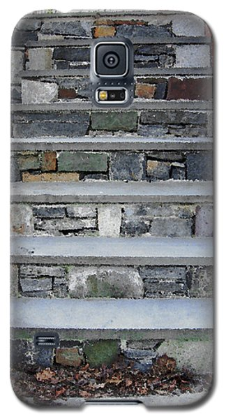Stairs To The Plague House Galaxy S5 Case by RC DeWinter