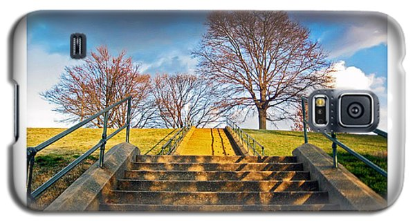 Stairway To Federal Hill Galaxy S5 Case by Brian Wallace