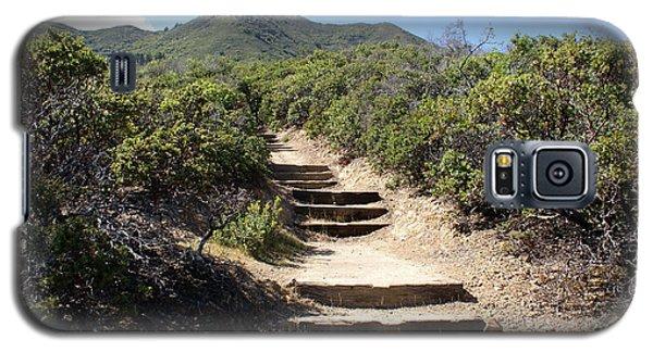 Stairway To Heaven On Mt Tamalpais Galaxy S5 Case