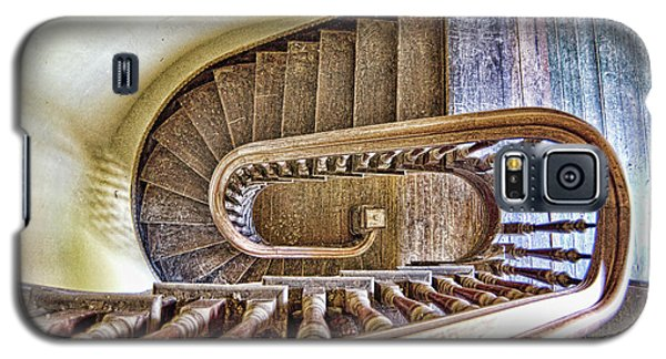 Stairway To The Past / Stairway To The Future Galaxy S5 Case
