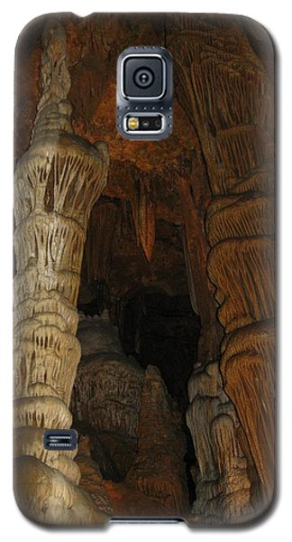 Stalacmites In Luray Caverns Va  Galaxy S5 Case by Ausra Huntington nee Paulauskaite