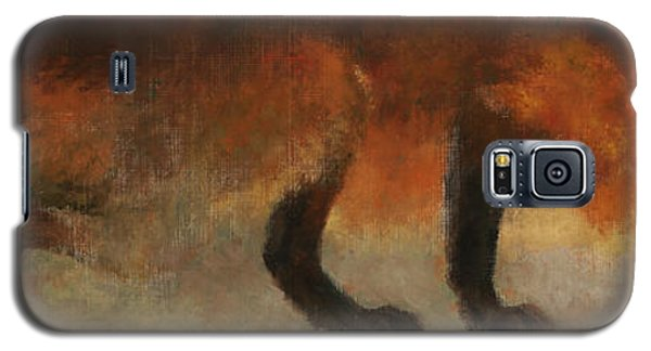 Stalking Fox Galaxy S5 Case