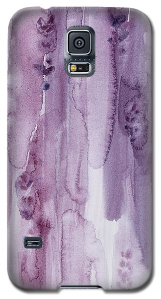 Stalks Of Lavender Galaxy S5 Case