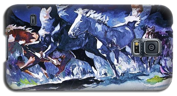 Stampede By Moonlight Galaxy S5 Case