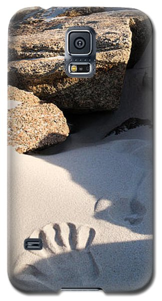 Galaxy S5 Case featuring the photograph Stamped by Michelle Wiarda