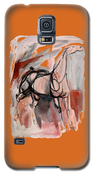 Stand Alone Bold One Galaxy S5 Case by Mary Armstrong