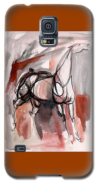 Stand Alone Galaxy S5 Case by Mary Armstrong