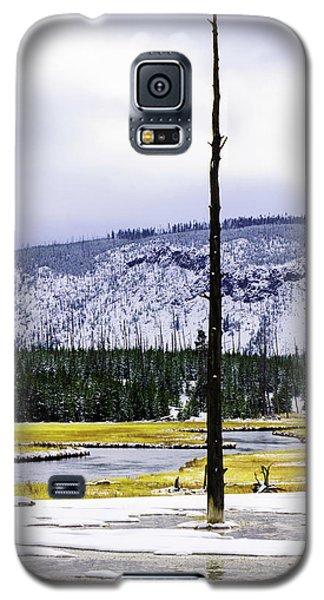 Standing Alone Galaxy S5 Case