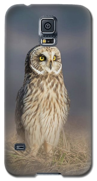 Galaxy S5 Case featuring the photograph Standing Tall by Angie Vogel