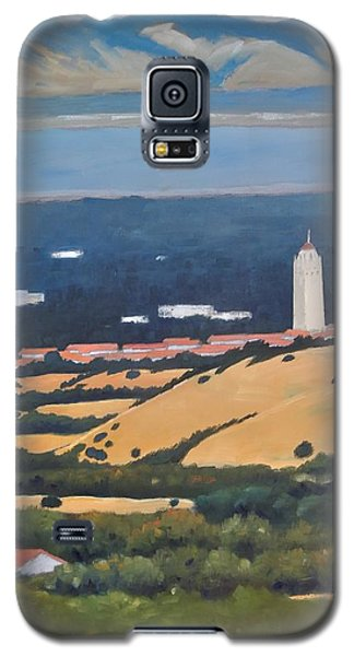 Stanford From Hills Galaxy S5 Case by Gary Coleman