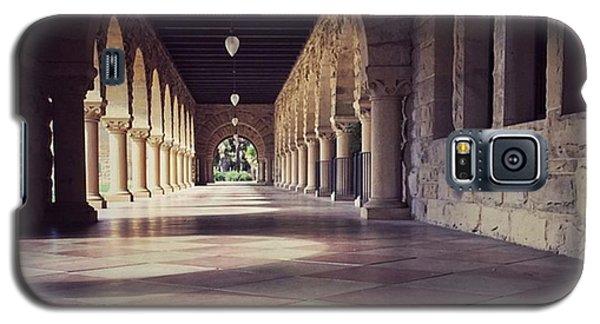 School Galaxy S5 Case - Stanford University #buildings by Jonathan Nguyen
