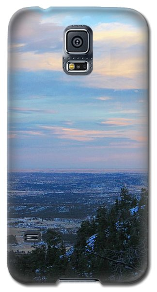 Galaxy S5 Case featuring the photograph Stanley Canyon Hike by Christin Brodie