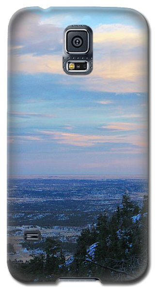 Stanley Canyon Hike Galaxy S5 Case by Christin Brodie