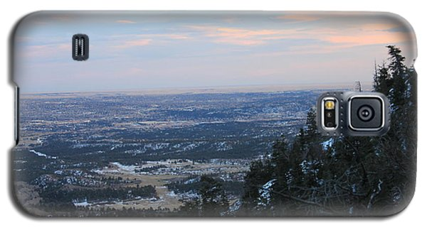 Galaxy S5 Case featuring the photograph Stanley Canyon View by Christin Brodie