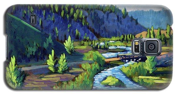 Stanley Creek Galaxy S5 Case