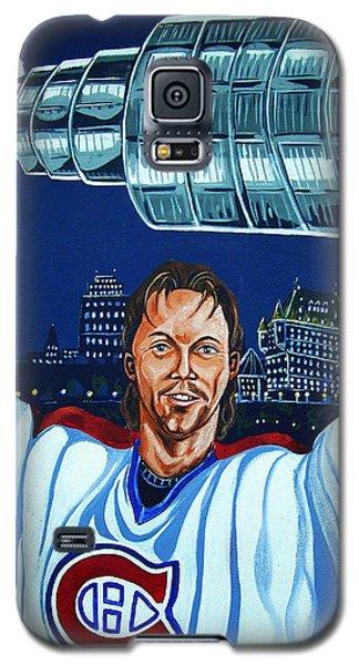 Stanley Cup - Champion Galaxy S5 Case by Juergen Weiss