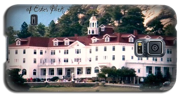 Stanley Hotel Galaxy S5 Case by Michelle Frizzell-Thompson