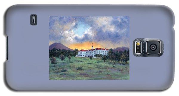 Stanley Hotel Sunset Galaxy S5 Case