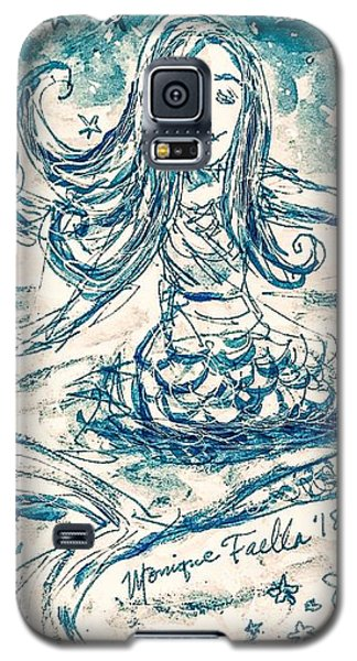 Star Bearer Mermaid Galaxy S5 Case