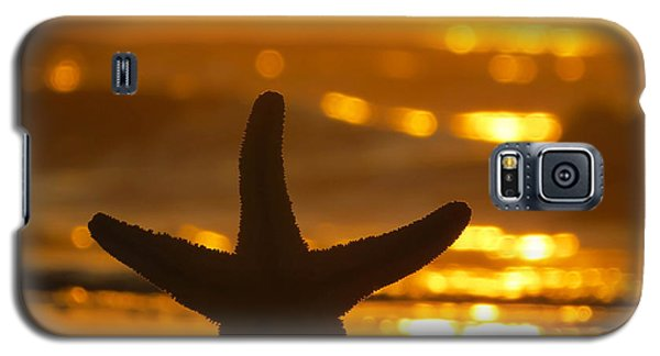 Galaxy S5 Case featuring the photograph Star Bokeh by Nikki McInnes