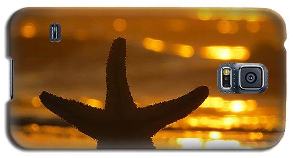 Star Bokeh Galaxy S5 Case