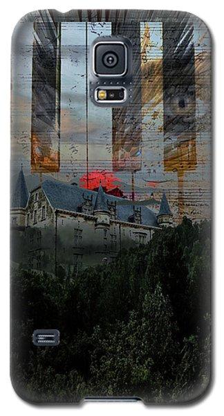 Star Castle Galaxy S5 Case