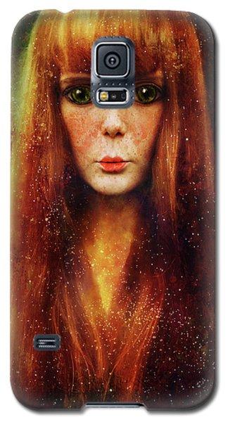 Star Dreamer Galaxy S5 Case