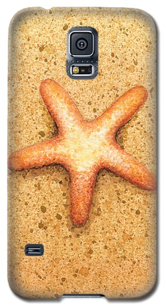 Star Fish Galaxy S5 Case